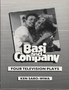 Basi and Company Book - Four Television Plays by Ken Saro-Wiwa