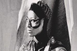 Still from Amani Naphtali's short film Le Bohemian Noir et La Renaissance de L'Afrique (Courtesy Amani Naphtali)